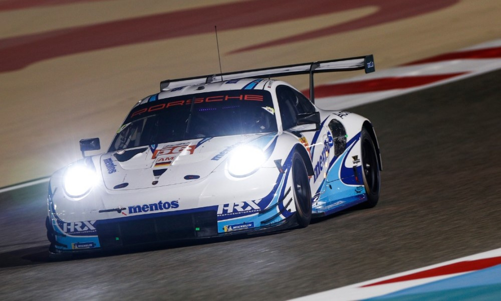 Porsche 911 RSR19 GTE