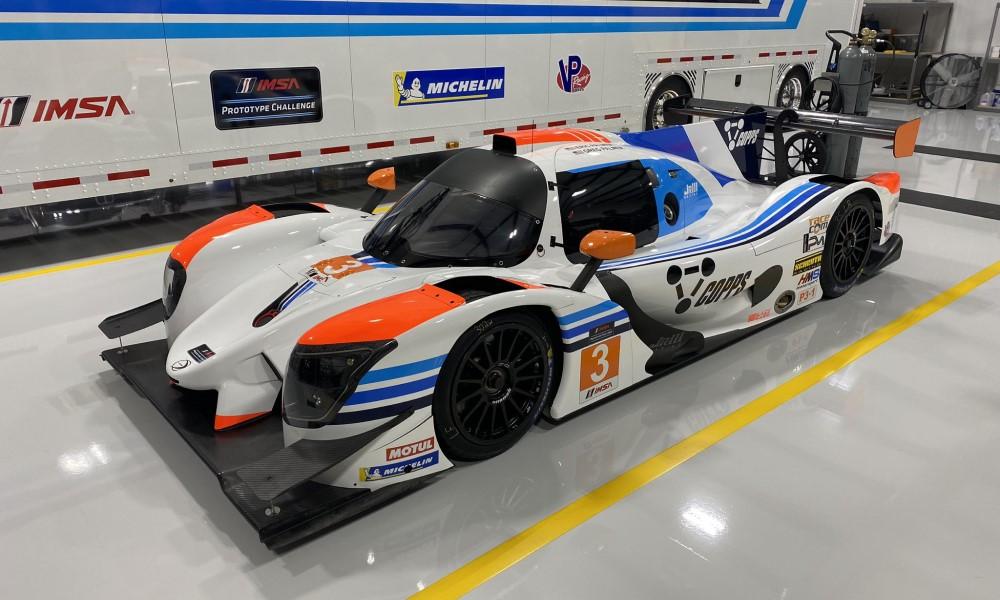 Ligier JSP320