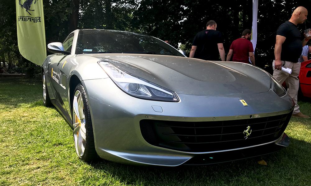 Fot. Adrian Drozdek / Ferrari GTC4Lusso