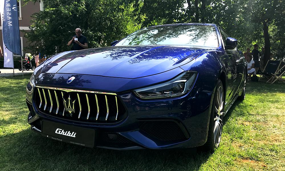 Fot. Adrian Drozdek / Maserati Ghibli