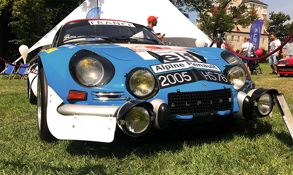 Fot. Adrian Drozdek / Alpine A110 1968