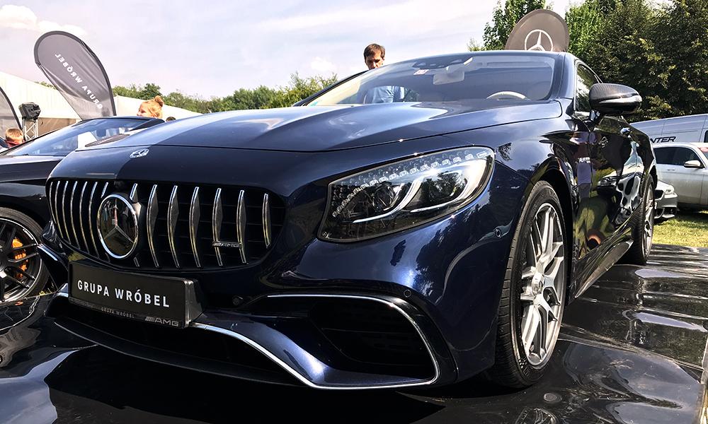 Fot. Adrian Drozdek / Mercedes S Coupe