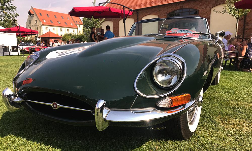 Fot. Adrian Drozdek / Jaguar E-Type