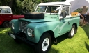 Fot. Adrian Drozdek / Land Rover Series IIA