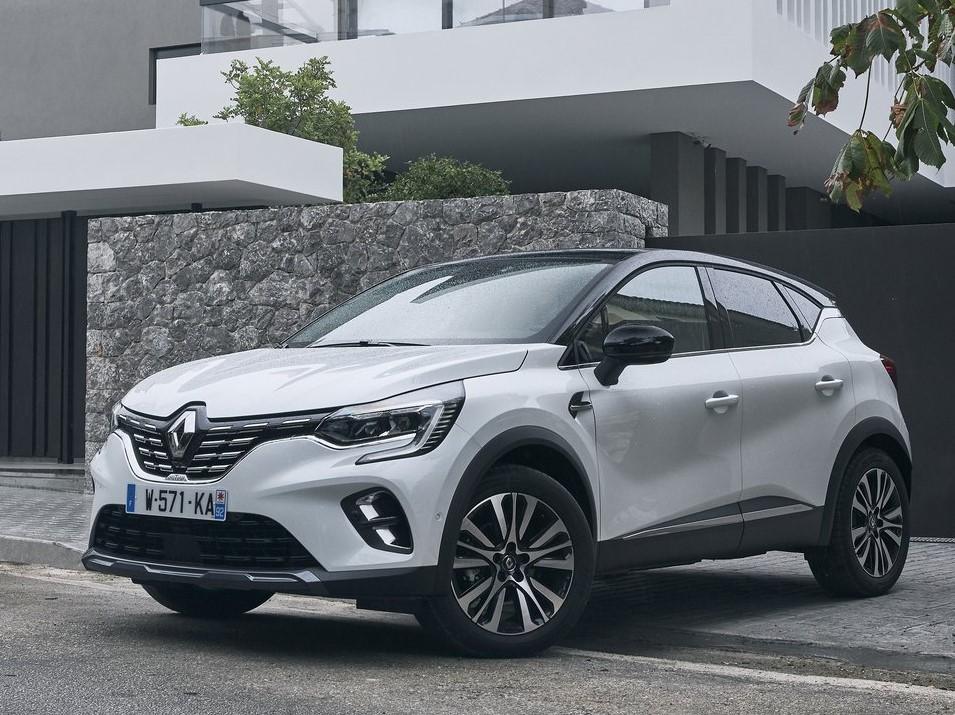 Renault Captur 1.6 E-Tech