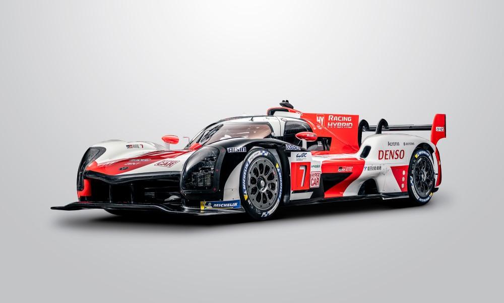 Toyota GR010 - 2021