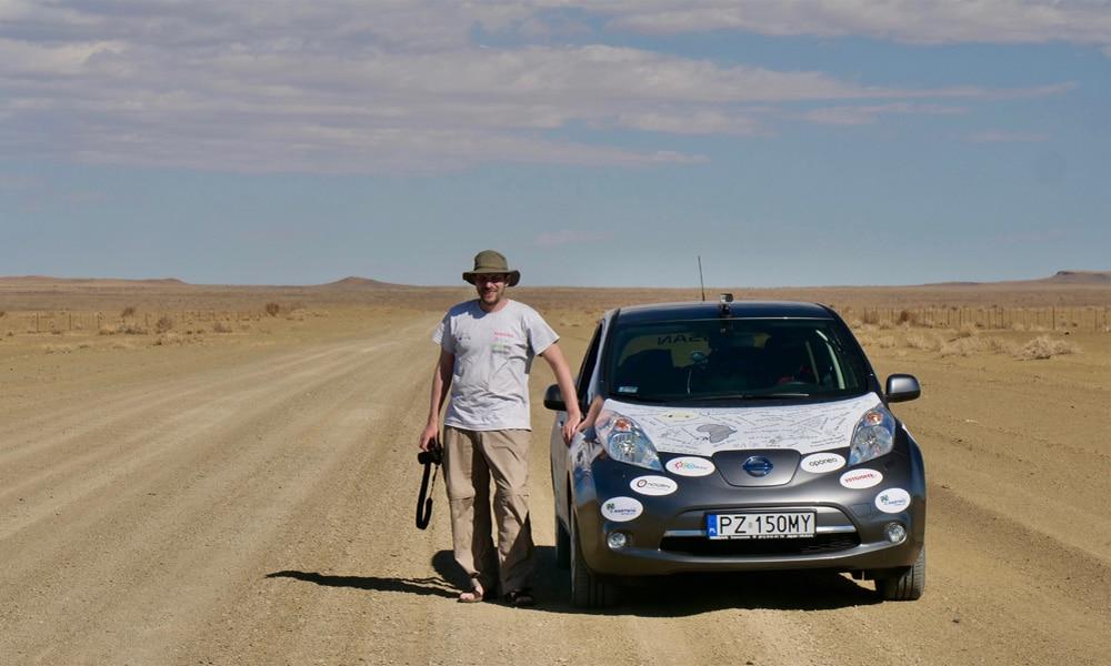 Arkady Fiedler Nissan