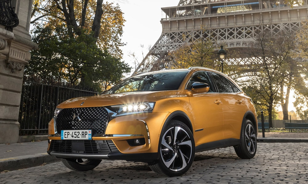 DS7 Crossback (2018)