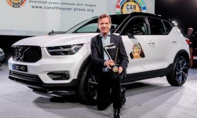 Hakan Samuelson Volvo XC40