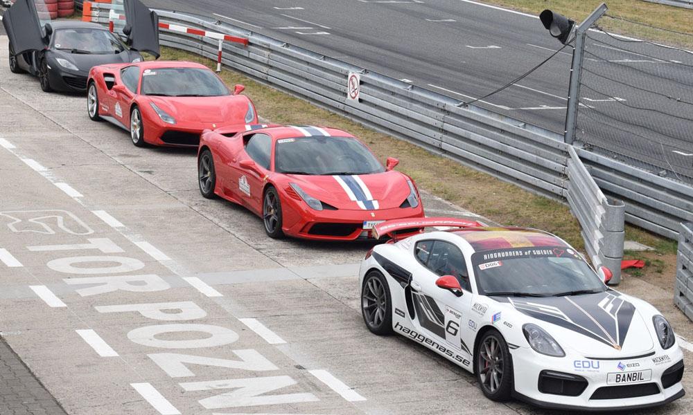 Gran Turismo Polonia 2018