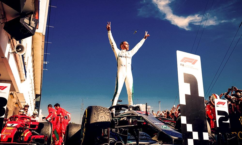 Lewis Hamilton Austin 2018