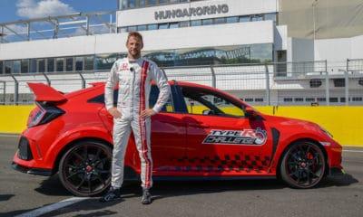 Jenson Button Honda