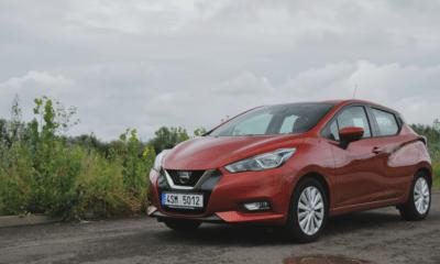 Nissan Micra Acenta test