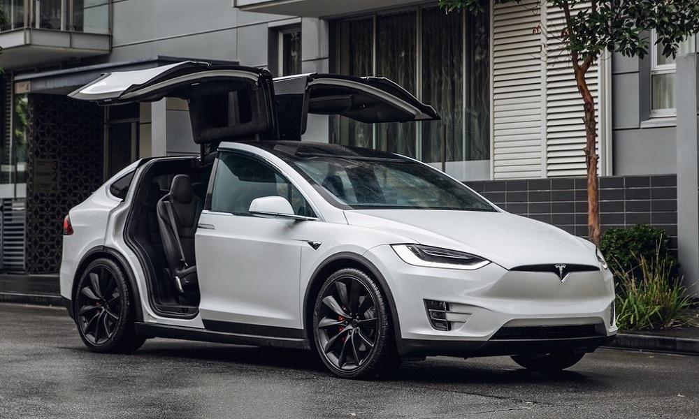 Tesla Model X Ingo Dellnitz
