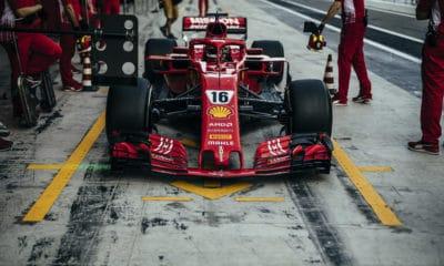 Charles Leclerc Abu Dhabi 2018 - Felipe Massa