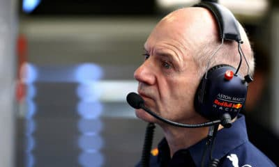 Adrian Newey Red Bull 2019