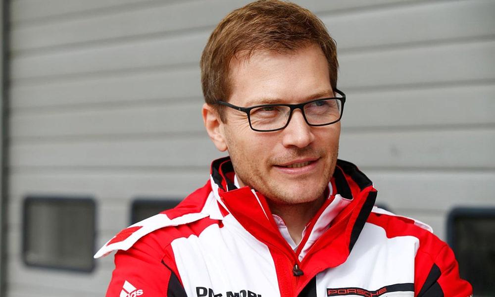 Andreas Seidl o Porsche F1