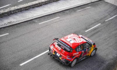 Citroen C3 WRC Monte Carlo