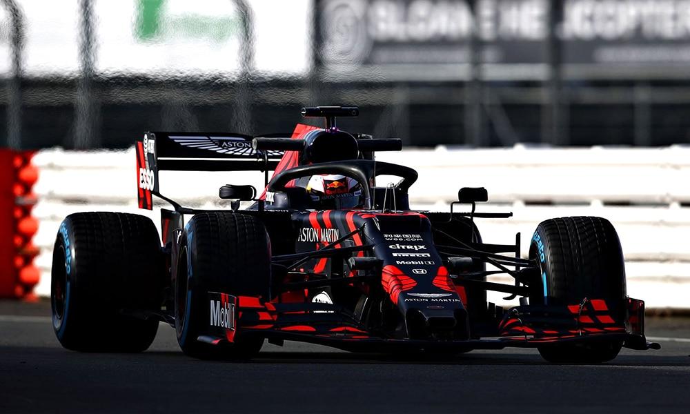 malwowania bolidów f1 2019 red bull