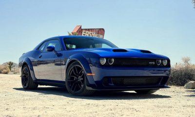 Dodge Challenger SRT Hellcat (silniki V8)