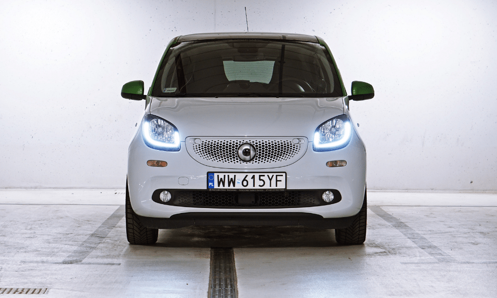 Smart EQ Forfour - test