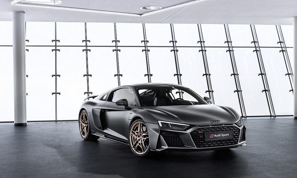 Audi R8 Decenium