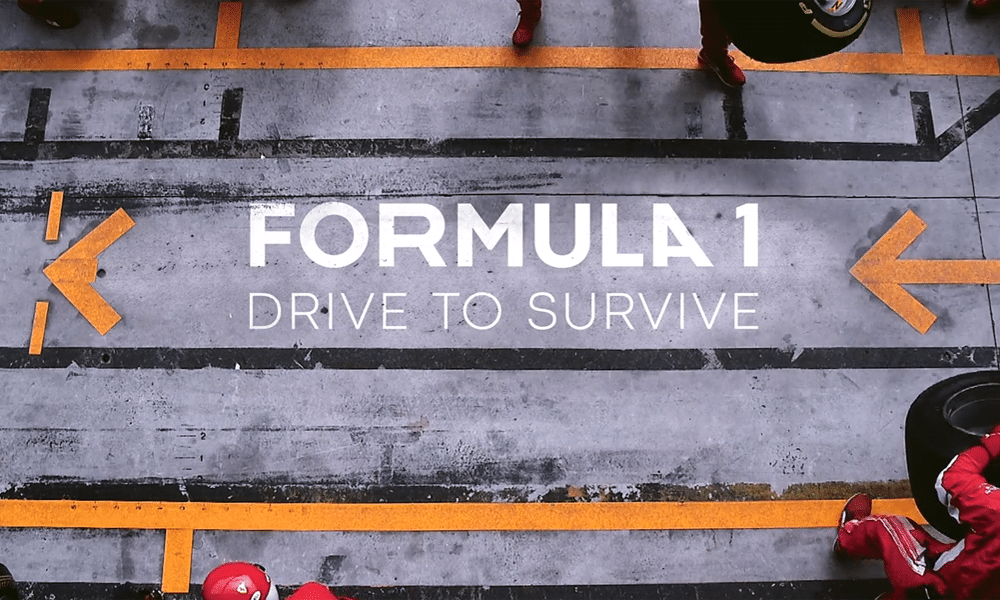 f1 drive to survive netflix