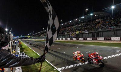 Grand Prix Kataru Doviziozo kontra Marquez 2019