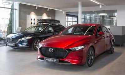 Mazda - sprzedaż nowych aut
