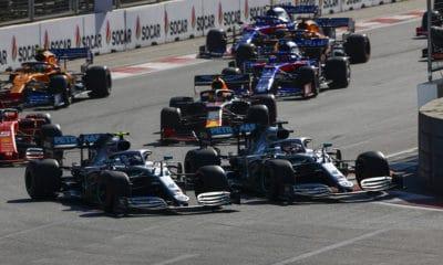 Sezon F1 gp azerbejdżanu 2019