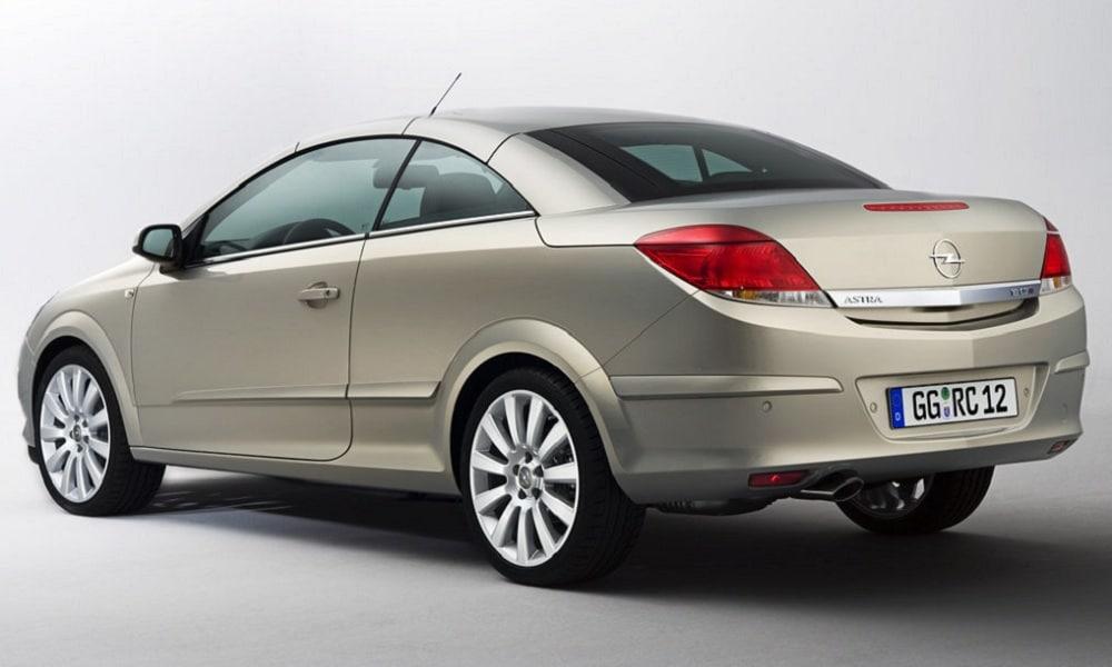 Opel Astra TwinTop (kabriolety do 20 tysięcy)