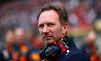 Christian Horner 2019 red bull racing