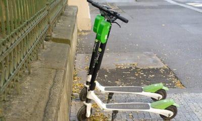 Elektryczne skutery