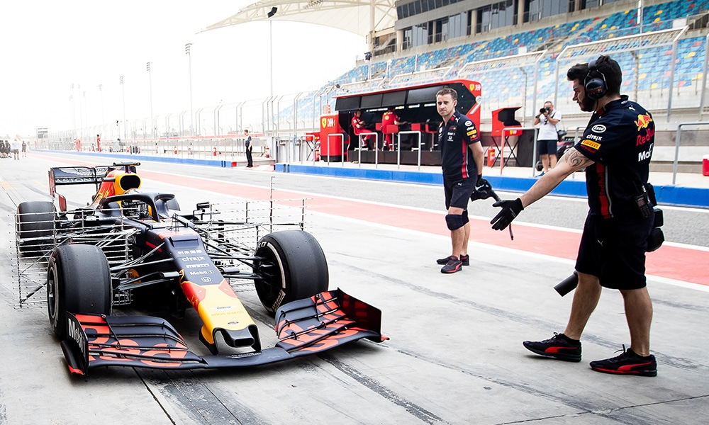 Project Pitlane Red Bull 2019
