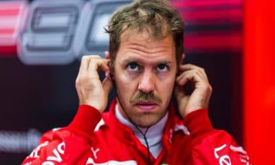 Sebastian Vettel 2019 gp bahrajnu scuderia ferrari