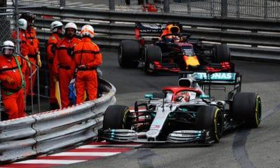 GP Monako 2019 uliczne wyścigi