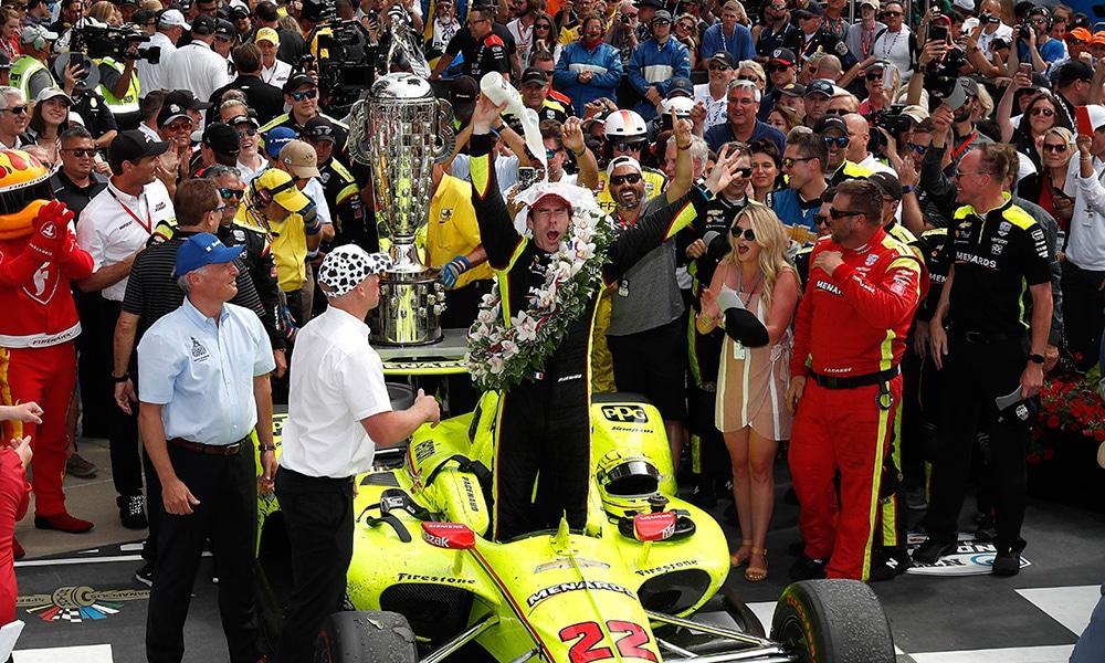 Indianapolis 500 - 2019 - Simon Pagenaud