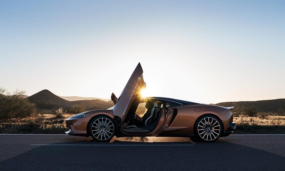McLaren GT - premiera
