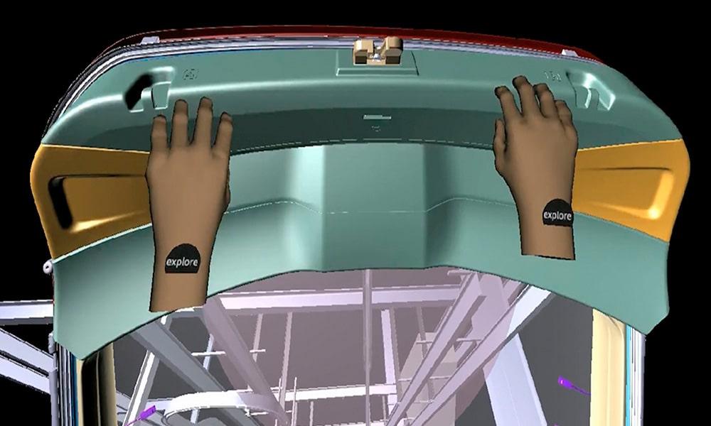 Awatar 3D Seat
