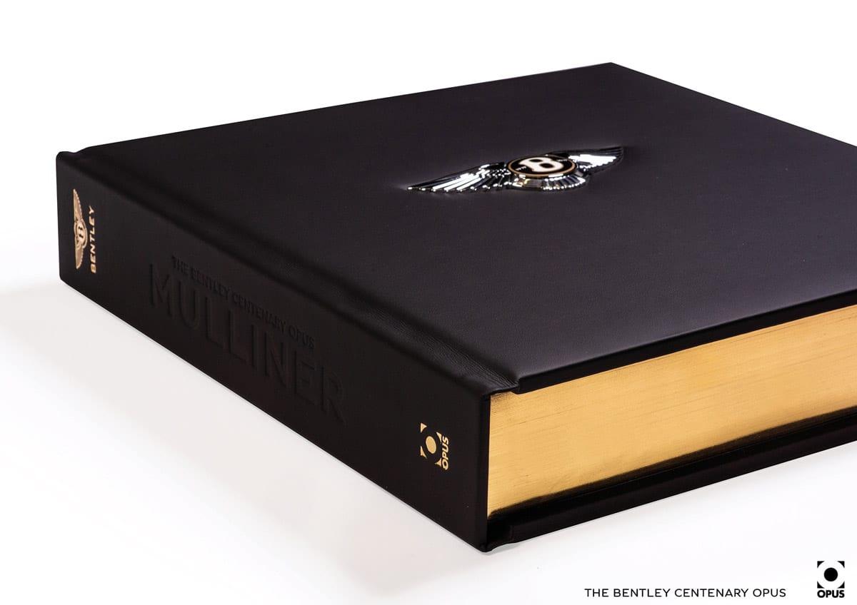 Bentley - specjalna książka na 100-lecie marki