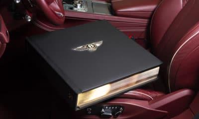Bentley - książka na 100-lecie