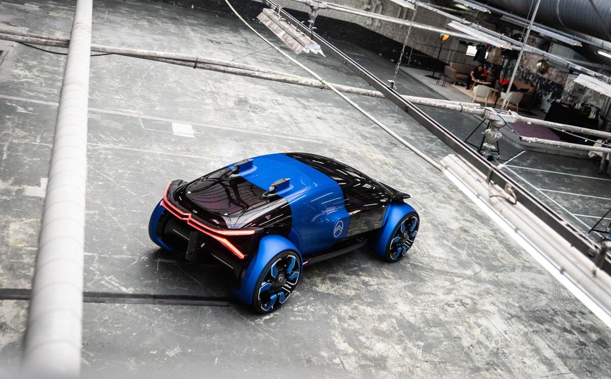 Citroën 19_19 Concept (2019)