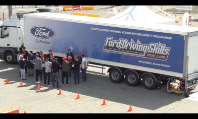 Ford Driving Skills For Life 2019 video