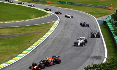 F1 Grand Prix Brazylii