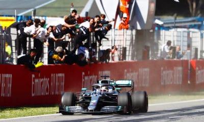 Lewis Hamilton | GP Hiszpanii 2019
