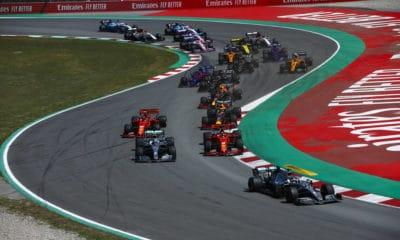 Grand Prix Hiszpanii 2019 zespoły