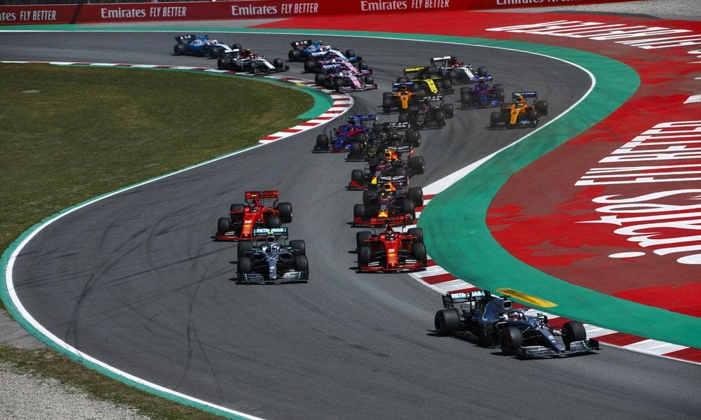Grand Prix Hiszpanii 2019