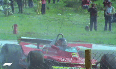 Gilles Villeneuve - GP Holandii 1979