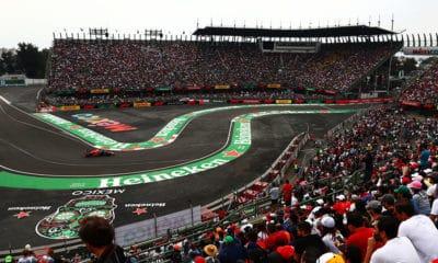 GP Meksyku 2018