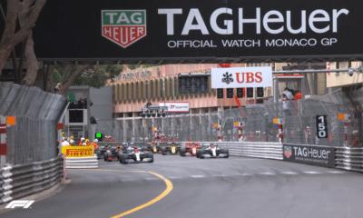 GP Monako 2019 | Skrót wyścigu